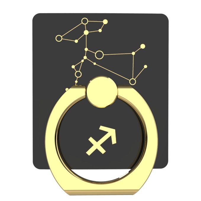 AAUXX iRing スマホリング 落下防止 Zodiac いて座_0
