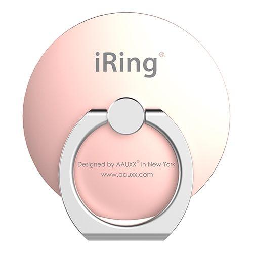 AAUXX iRing スマホリング 落下防止 Circle ローズゴールド_0