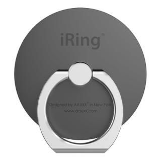 [AppBank先行]AAUXX iRing 落下防止リング Circle グレイ【7月上旬】