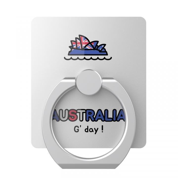 AAUXX iRing スマホリング 落下防止 Landmark Australia_0