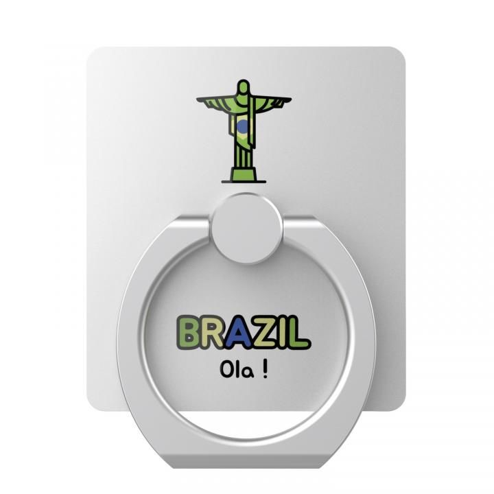 AAUXX iRing スマホリング 落下防止 Landmark Brazil_0