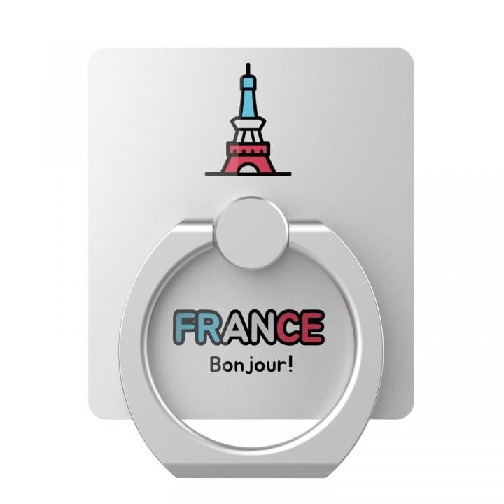 AAUXX iRing スマホリング 落下防止 Landmark France_0