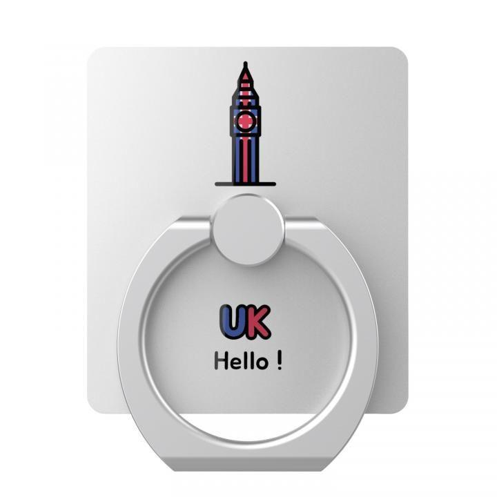 AAUXX iRing スマホリング 落下防止 Landmark UK_0