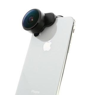 360度撮影レンズ Fusion Lens iPhone XS/X【7月下旬】