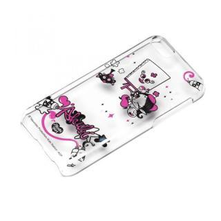 アクビガール ポリカーボネイトケース おえかきアクビ iPhone 5cケース
