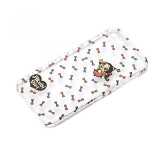 【iPhone SE/5s/5ケース】アクビガール ポリカーボネイトケース リボンとアクビ iPhone SE/5s/5ケース