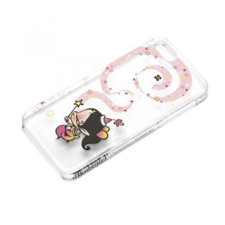 アクビガール ポリカーボネイトケース 魔法の杖 iPhone SE/5s/5ケース