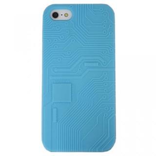iPhone SE/5s/5 ケース E-CIRCUIT スカイブルー  iPhone SE/5s/5