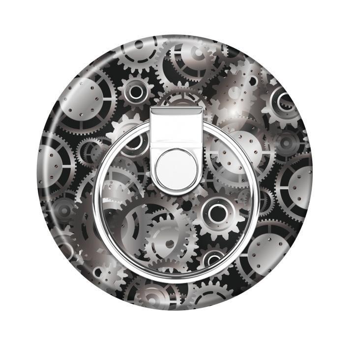 BUNKER RING Dish スマホリング 落下防止 GEAR_0