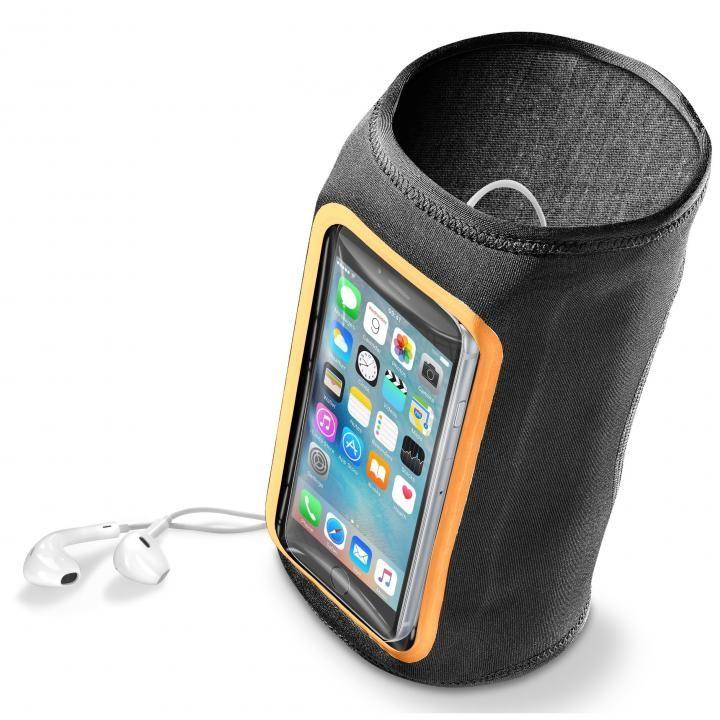 iPhone7/6s/6 ケース cellularline スマホ用アームバンド Armband Flex 4.7インチ_0