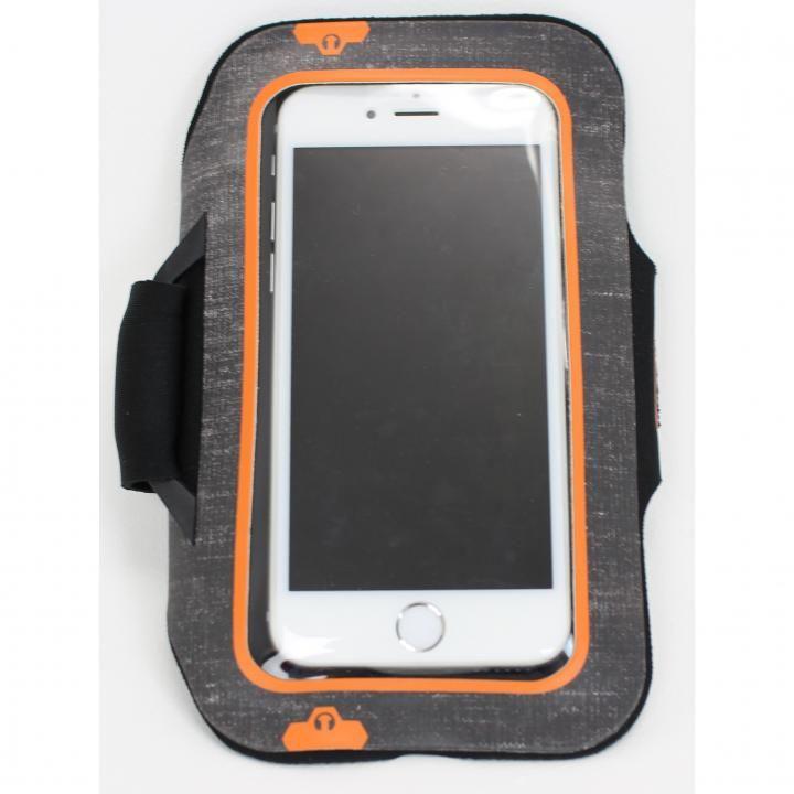 iPhone7/6s/6 ケース cellularline スマホ用アームバンド Armband Strong 5.2インチ ブラック_0