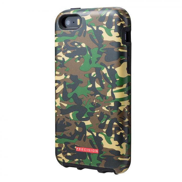 【iPhone SE/5s/5ケース】流行のサファリ柄 Double Protection ケース 迷彩 iPhone SE/5s/5c/5ケース_0