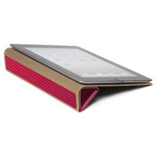 Case-Mate iPad3/iPad2 Tuxedo Case Hot Pink 粘着シート方式_4