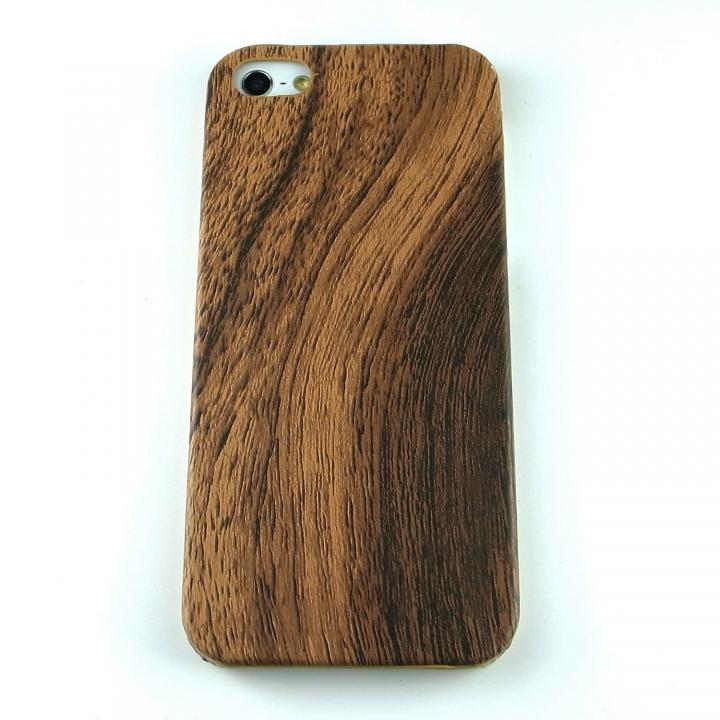 iPhone5 Fashion Hard Rear Cover ライトブラウン