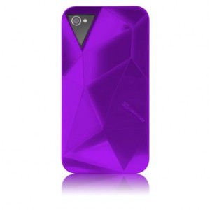 Case-Mate iPhone 4s/4 Facets Case Purple_0