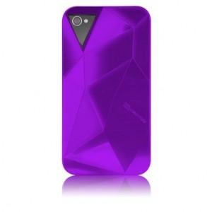 Case-Mate iPhone 4s/4 Facets Case Purple