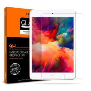 Spigen 強化ガラス Glas.tR SLIM (1Pack) iPad mini(2019)/iPad mini 4