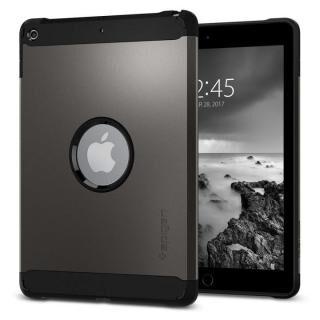 Spigen ケース Tough Armor iPad 9.7インチ ガンメタル