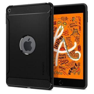Spigen ケース Rugged Armor iPad mini(2019) ブラック