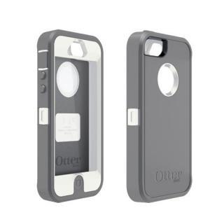 【iPhone SE/5s/5ケース】OtterBox Defender  iPhone5 グレイ
