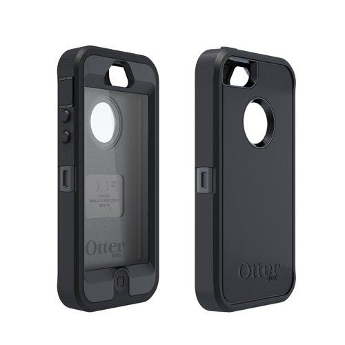 iPhone SE/5s/5 ケース OtterBox Defender  iPhone5 ブラック_0