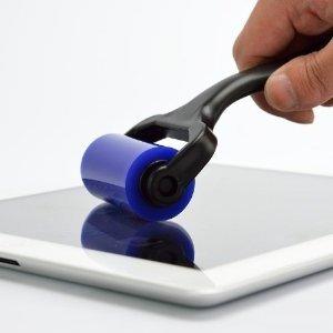 洗って繰り返し使える液晶画面クリーナー『Easy Cleaning Roller』