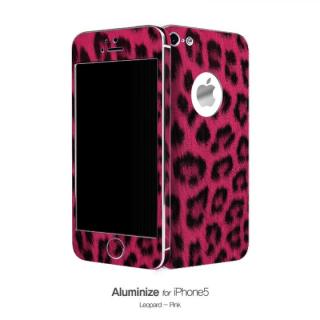 Aluminize ヒョウ柄 Pink (Special Edition)