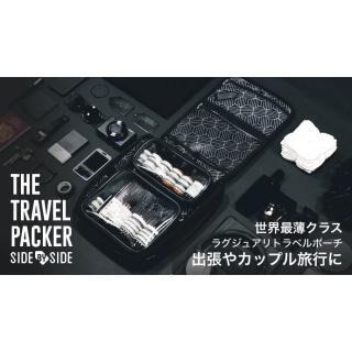 TRAVEL PACKER トラベルポーチ【7月上旬】