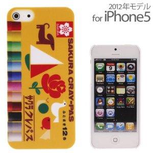 iPhone SE/5s/5 サクラクレパスケース(サクラクレパス)