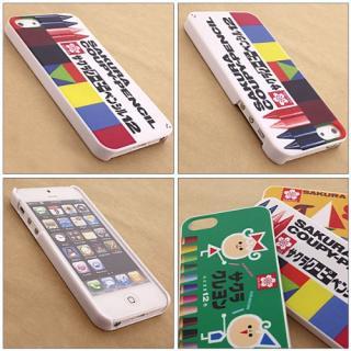 【iPhone SE/5s/5ケース】iPhone SE/5s/5 サクラクレパスケース(サクラクレパス)_2