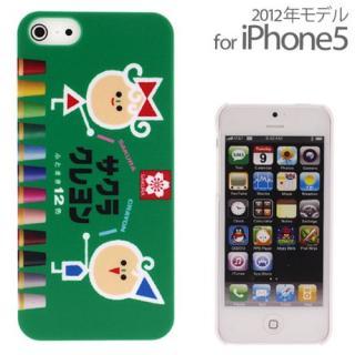 iPhone SE/5s/5 サクラクレパスケース(サクラクレヨン)
