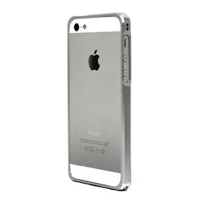 【iPhone SE/5s/5ケース】Alloy X  iPhone SE/5s/5 シルバー_0