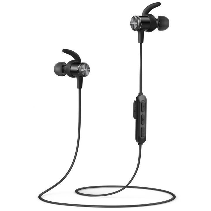 Anker Soundcore Spirit Bluetoothイヤホン ブラック_0