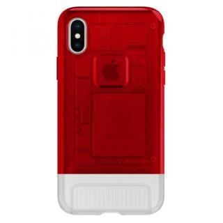 【iPhone X ケース】Spigen Classic C1 ルビー iPhone X