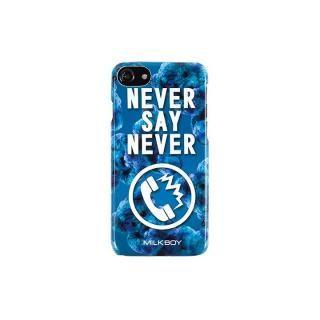 【iPhone8/7/6s/6ケース】MILKBOY(ミルクボーイ)  NEVERPHONEBEARS ブルー iPhone 8/7/6s/6