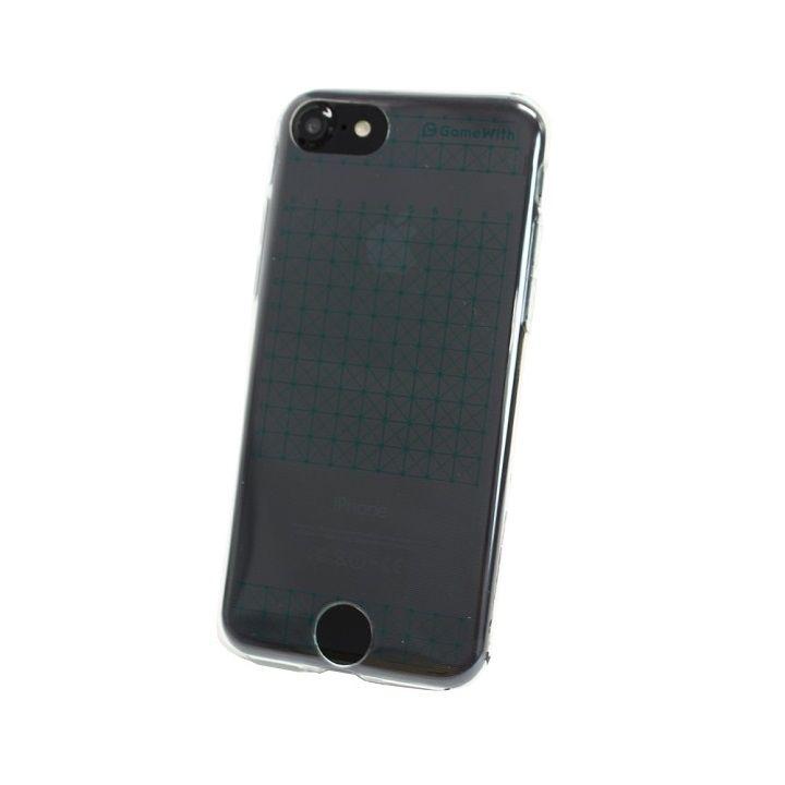 iPhone6s/6 ケース GameWith監修 グリッドケース グリーン iPhone 6s/6_0