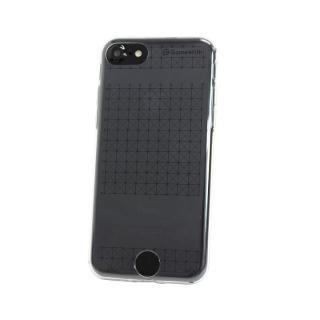 【iPhone7ケース】GameWith監修 グリッドケース ブラック iPhone 7