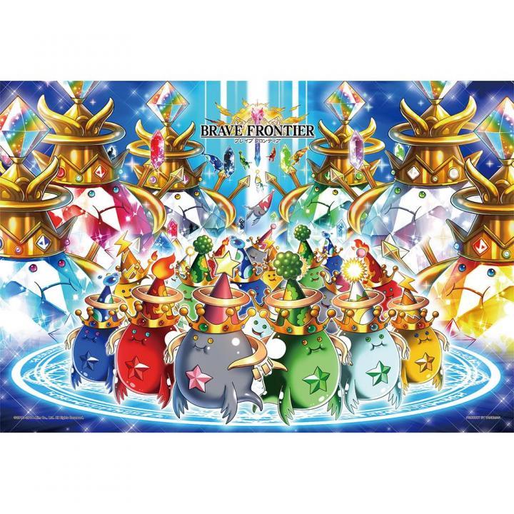 【300ピース】 ブレイブフロンティア ジグソーパズル メタルパレード_0