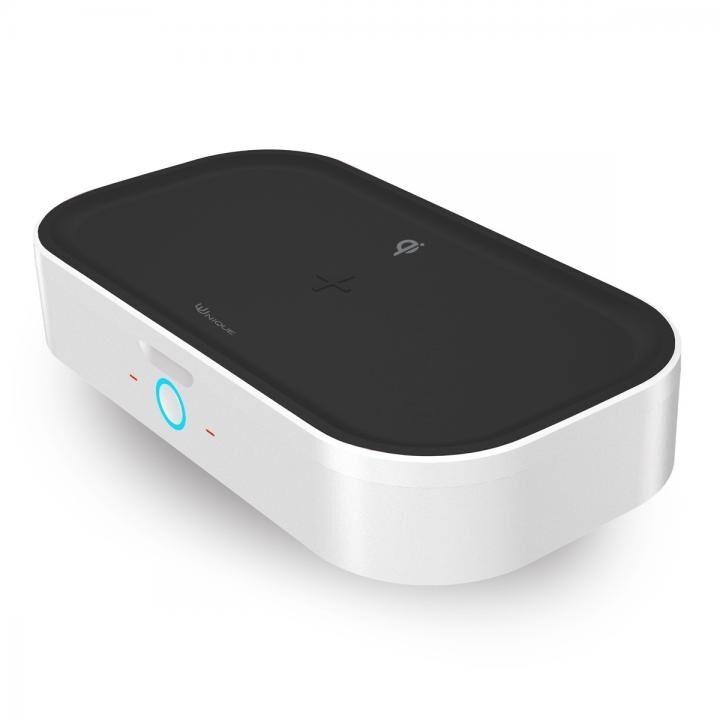 UUNIQUE ZEUS ワイヤレス充電機能付き除菌BOX_0
