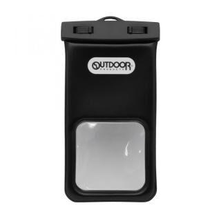IP68取得で防塵・防水 OUTDOORコラボレーションスマートフォン用防塵・防水ケース ブラック
