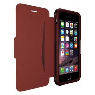 【iPhone6ケース】本革製 耐衝撃手帳型ケース OtterBox Strada ボルドー iPhone 6_2