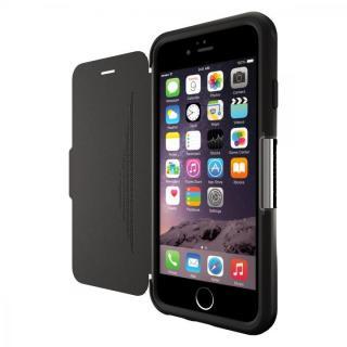 本革製 耐衝撃手帳型ケース OtterBox Strada ブラック iPhone 6