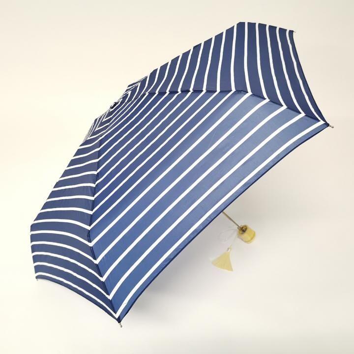 こんな小ささ見たことない!!雨晴兼用世界最小5段マイクロボーダーミニ日本製 ネイビー_0