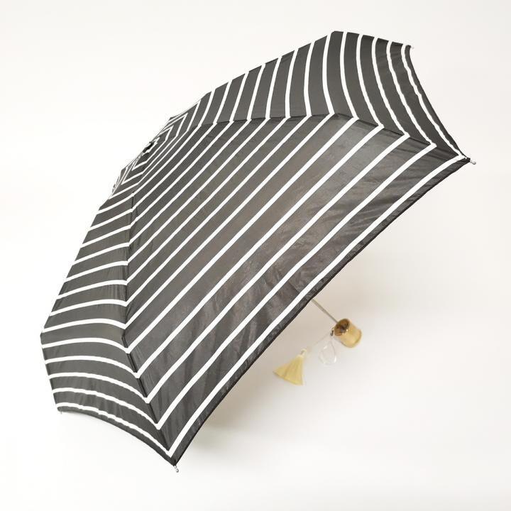 こんな小ささ見たことない!!雨晴兼用世界最小5段マイクロボーダーミニ日本製 ブラック_0