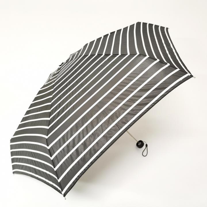 こんな小ささ見たことない!!雨晴兼用世界最小5段マイクロボーダーミニ ブラック_0