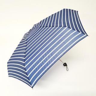 こんな小ささ見たことない!!雨晴兼用世界最小5段マイクロボーダーミニ ネイビー