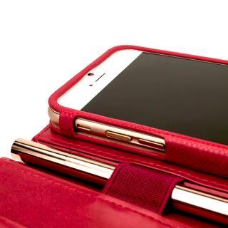 【iPhone6s/6ケース】Su-Penホルダー付き 最薄 手帳型レザーケース  iPhone 6s/6_3