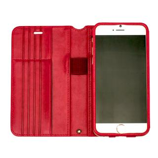 【iPhone6s/6ケース】Su-Penホルダー付き 最薄 手帳型レザーケース  iPhone 6s/6_5