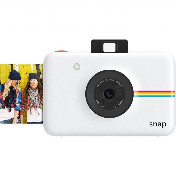 [2018新生活応援特価]インスタントデジタルカメラ Polaroid Snap ホワイト