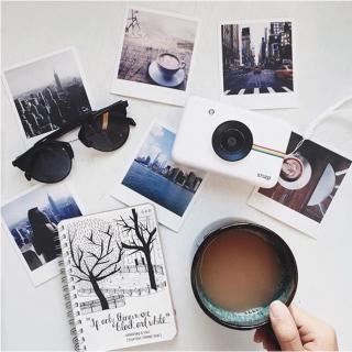 インスタントデジタルカメラ Polaroid Snap ホワイト_4